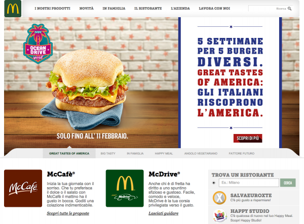 Whole Quality – McDonalds