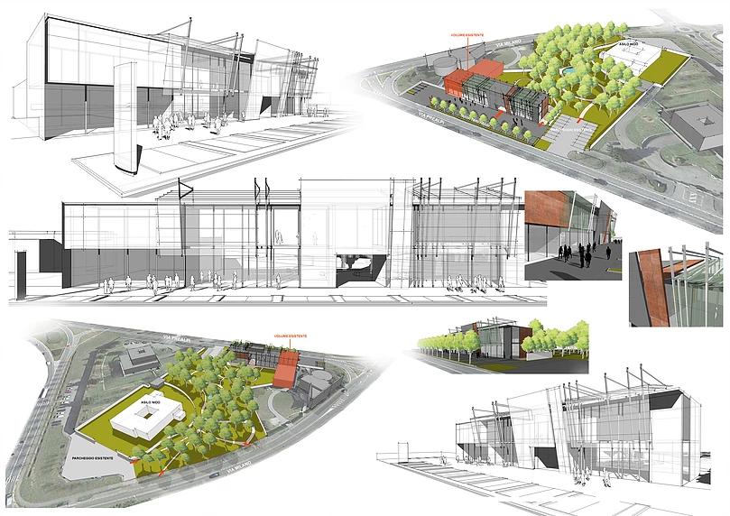 Architettura design como amici di como for Architettura design