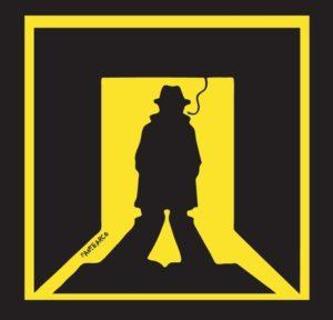 Cinema: il logo del Courmayeur Noir in Festival