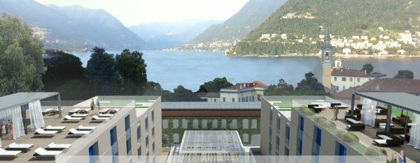 Hotel Hilton Lake Como